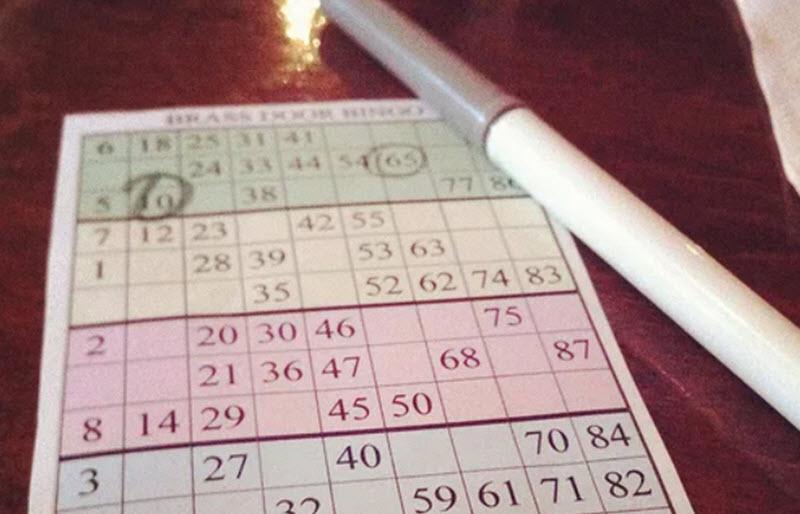 British bingo